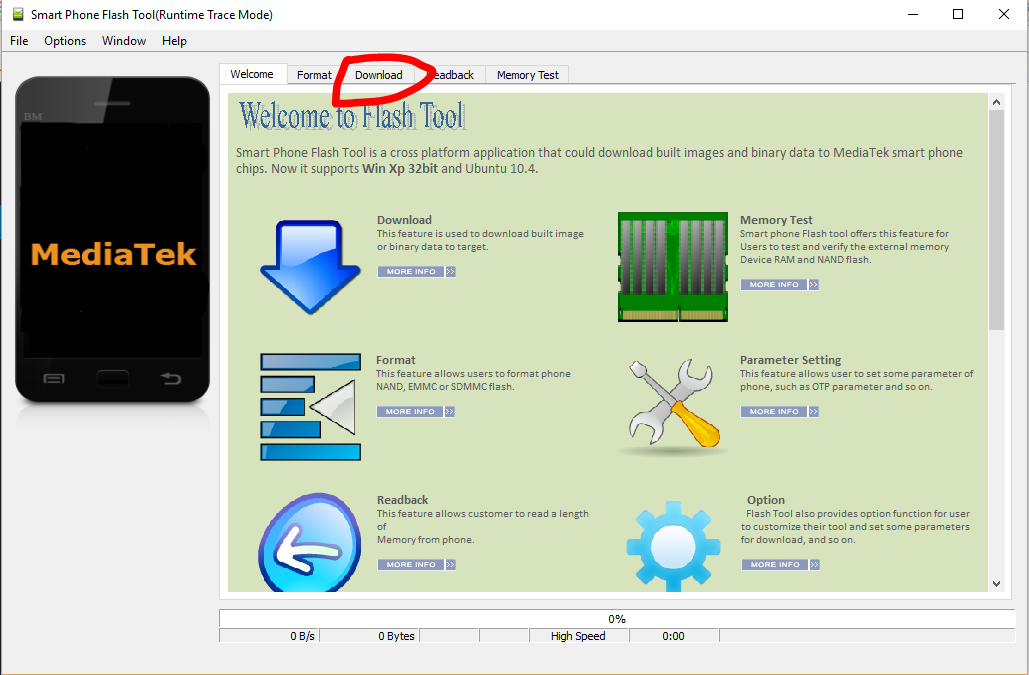 Download sp flash tools windows 10 for free